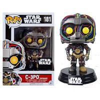 ファンコ ポップ 『スター・ウォーズ』C-3PO  FUNKO POP! STARWARS  C-3PO (Unfinished)