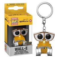 ファンコ ポップ ポケット キーチェーン ピクサー『WALL-E』メタリック版 FUNKO POP!POCKET  Pixar WALL-E(Metallic)