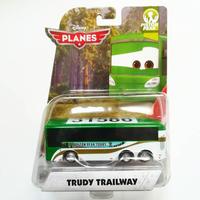 """ディズニー・プレーンズ マテル ダイキャストカー  """"Trudy Trailway"""""""