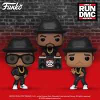 ファンコ ポップ Funko POP!      RUN DMC 3体セット