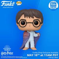 ファンコ ポップ 『ハリーポッター』ハリーポッター in 透明マント FUNKO POP! Harry Potter: Harry Potter in Invisibility Cloak