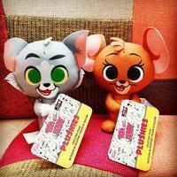 ファンコ プラッシーズ   トムとジェリー   Funko Plushies Tom & Jerry(Gamestop Exclusive)