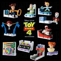 トイストーリー4 USマクドナルド ハッピーセット 10種セット Toy Story 4 McDonald's Happy Meal Toy Set of 10