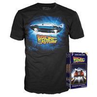 ファンコ VHSパッケージTシャツ 『バック・トゥ・ザ・フューチャー』 Funko Tee: VHS - Back To The Future