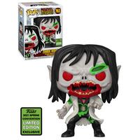 2021 春のコンベンション限定 ファンコ ポップ マーベル ゾンビ・モービウス  Funko Pop!Marvel Zombies  Zombie Morbius