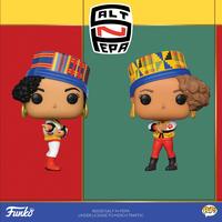 ファンコ ポップ  『ソルトンペッパー』2体セット   Funko Pop! Rocks: Salt-N-Pepa