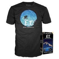 ファンコ VHSパッケージTシャツ 『E.T.』 Funko Tee: VHS - E.T.