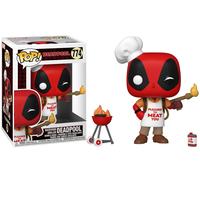 ファンコ ポップ マーベル デッドプール 30周年 BBQデッドプール   Funko Pop! Marvel: Deadpool 30th - Backyard Griller Deadpool