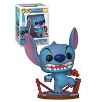 ファンコ ポップ ディズニー『リロ&スティッチ』モンスター・スティッチ  FUNKO POP! DISNEY  Lilo & Stitch Monster  Stitch