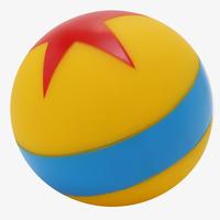 トイストーリー ピクサーボール  ムードライト  Toy Story Luxo Ball Mood Light