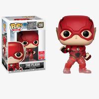 2018年コミコン限定  ファンコ ポップ   映画『ジャスティスリーグ』ザ・フラッシュ   The Flash (Justice League) (Running)