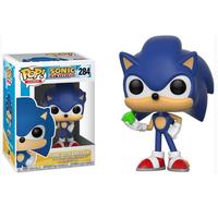 ファンコ ポップ 『ソニック・ザ・ヘッジホッグ』  FUNKO POP!  Sonic the Hedgehog Sonic with Emerald