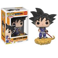 ファンコ  ポップ 『ドラゴンボール』悟空 & 筋斗雲  Funko POP!  Dragon Ball Super  Goku & Flying Nimbus