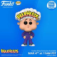 ファンコ ポップ『ウォリー・ウォリーヘッド』 Funko POP! WALLY WARHEADS