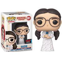 2019 コミコン限定 ファンコ ポップ 『ストレンジャーシングス3』スージー  FUNKO POP! Stranger Things3  Suzie
