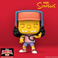 ファンコ ポップ  ザ・シンプソンズ オットー・マン  Funko Pop The Simpsons  Otto Man
