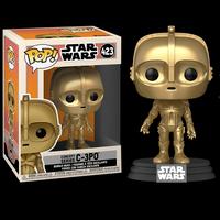 ファンコポップ  スターウォーズ  コンセプトシリーズ C-3PO  Funko Star Wars  Concept Series - C-3PO