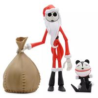 ディズニー『ナイトメアビフォアクリスマス』  DISNEY TOY BOX アクションフィギュア  SANTA JACK