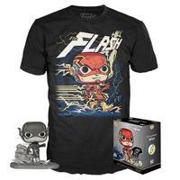 ファンコ  ポップ  DCコミックス ジム・リー『フラッシュ』Tシャツセット POP! and Tee: The Flash by Jim Lee T-Shirt
