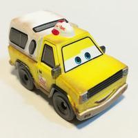 ディズニー・ピクサー カーズ  マテル  ミニミニ カーズ ピザプラネット・トラック トッド  Cars Mini Racers Pizza Planet Truck Todd