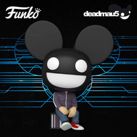 ファンコ ポップ  デッドマウス Funko Pop! Rocks: DEADMAU5