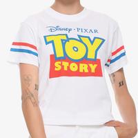 トイストーリー4  TOY STORY ロゴ Tシャツ 【LADIES】