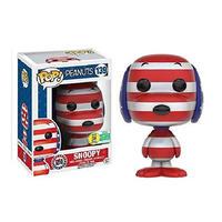 2016 コンベンション限定 ファンコ ポップ ピーナッツ パトリオティック・スヌーピー FUNKO POP! Patriotic Snoopy