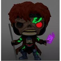 ファンコ ポップ  マーベル・ゾンビーズ  ゾンビ・ガンビット(グロー版) FUNKO POP! MARVEL ZOMBIES - Zombie Gumbit(GITD)