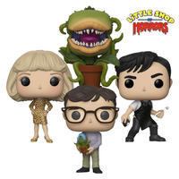 ファンコ  ポップ  映画『リトル・ショップ・オブ・ホラーズ』4体セット Funko POP!  Little Shop Of Horrors  set of 4