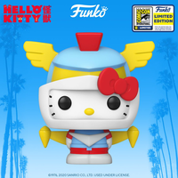 2020 コミコン限定 ファンコ ポップ 『ハローキティ』ロボット・キティ   Funko Pop! Hello Kitty - Robot Kitty