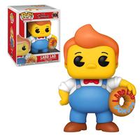 ファンコ ポップ  ザ・シンプソンズ  6インチ ラード・ラッド  Funko Pop The Simpsons 6 inch Lard Lad