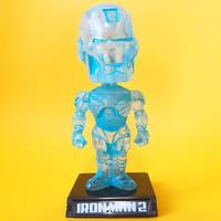 2010年『アイアンマン2』 ファンコ ワッキーワブラー アイアンマン マーク6(ホログラフィック)   FUNKO WACKYWOBBLER IRONMAN Mk-6  (Holographic)
