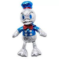 ドナルド・ダック 85周年メタリック プラッシュドール Donald Duck 85th Anniversary Metallic Plush