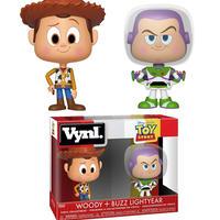 Toy Story Funko Vynl ウッディ&バズ・ライトイヤー フィギュアセット