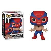 ファンコ ポップ  マーベル ルチャリブレ スパイダーマン FUNKO POP! MARVEL LUCHADORES - SPIDER-MAN