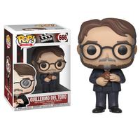 ファンコ ポップ FUNKO POP! ギレルモ・デル・トロ  FUNKO POP!  Guillermo del Toro