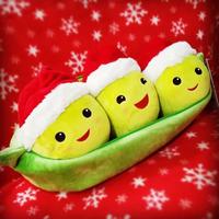 トイストーリー  クリスマス お豆三兄妹 ぬいぐるみ
