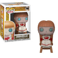 ファンコ ポップ 『アナベル 死霊博物館』 Funko POP! Annabelle (in Chair)