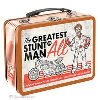 トイストーリー4  デューク・カブーン ティン・ランチボックス Toy Story4  Duke Caboom Tin Lunchbox