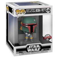 ファンコ  ポップ  『スターウォーズ』バウンティハンターコレクション ボバ・フェット Funko POP! Star Wars Bounty Hunter Collection  Boba Fett