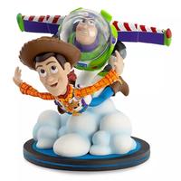 トイストーリー25周年 ウッディ&バズライトイヤー フィギュア QMx Woody and Buzz Lightyear Q-Fig Max