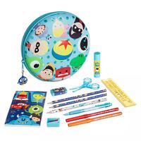 ピクサー ステーショナリーセット ジップケース Pixar Zip-Up Stationery Kit