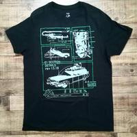 『ゴーストバスターズ』 グローインザダーク  Tシャツ