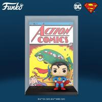 ファンコ  ポップ  スーパーマン アクションコミックス Funko Pop! Comic Cover: DC Comics - Superman Action Comics