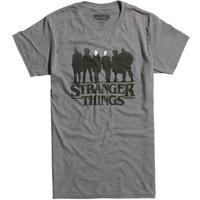 『ストレンジャー・シングス 未知の世界』Stranger Things  SILHOUETTE Tシャツ