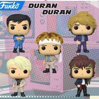 ファンコ ポップ FUNKO POP!  『デュラン・デュラン』5種セット  Duran Duran  set of 5