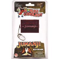 『ジュマンジ』ボードゲーム キーチェーン  World's Coolest  Jumanji