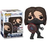 ファンコ ポップ『キャプテンアメリカ/ザ・ウィンターソルジャー』ウィンターソルジャー【YOTS】 Funko POP!Captain America: The Winter Soldier