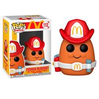 ファンコ ポップ 『マクドナルド』ファイヤーマン・マックナゲット FUNKO POP! McDonald's FIRE MAN McNUGGET