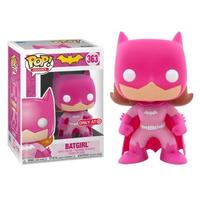 ファンコ  ポップ DCヒーローズ バットガール【乳がん啓発】   FUNKO POP!DC Heroes BATGIRL : Breast Cancer Awareness
